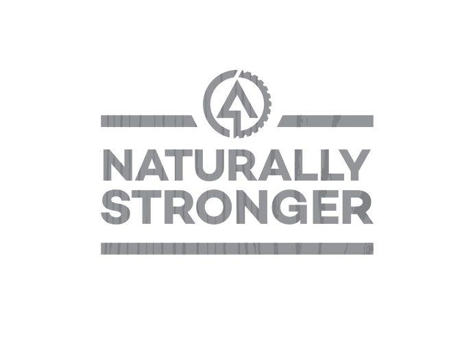 Naturally Stronger Logo